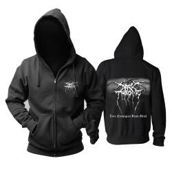 Personalised Darkthrone Hoodie Metal Punk Sweat Shirt