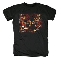 Personalised Dream Theater Tee Shirts Metal Rock T-Shirt