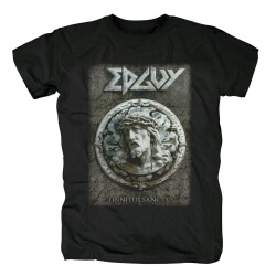 Personalised Edguy Tinnitus Sanctu Tees Metal Rock T-Shirt