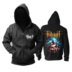 Personalised Fallujah Hoodie Metal Music Band Sweatshirts