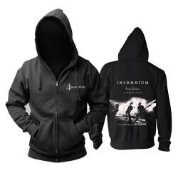 Personalised Finland Insomnium Hoodie Metal Rock Sweat Shirt