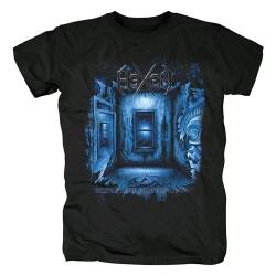 Personalised Hexen Tshirts Metal T-Shirt