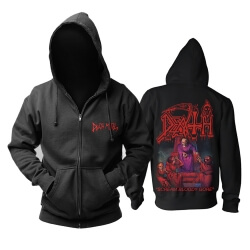 Personalised Hooded Sweatshirts Metal Punk Hoodie