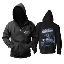 Personalised Kaunis Kuolematon Hoody Metal Rock Hoodie