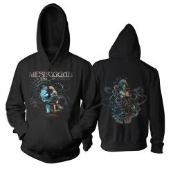 Personalised Meshuggah Born In Dissonange Hoody Metal Music Hoodie