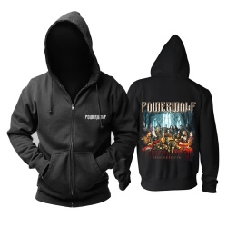 Personalised Metalcore Hoody Germany Metal Punk Rock Hoodie
