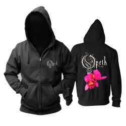 Personalised Opeth Hooded Sweatshirts Sweden Metal Music Band Hoodie