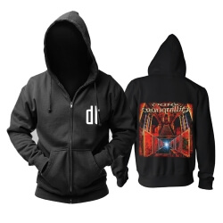 Personalised Sweden Dark Tranquillity Hoodie Metal Music Sweat Shirt