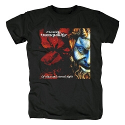 Personalised Sweden Dark Tranquillity T-Shirt Metal Shirts