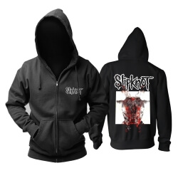 Personalised Us Slipknot All Out Life Hoodie Metal Music Band Sweat Shirt