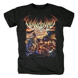 Personalised Vulvodynia Mob Justice Tee Shirts Metal T-Shirt