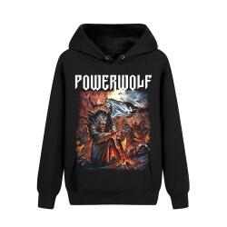 Powerwolf Fire &Amp; Forgive Hooded Sweatshirts Germany Music Hoodie