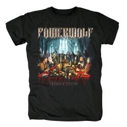 Powerwolf T-Shirt Germany Metal Tshirts
