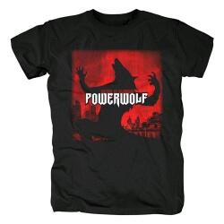 Powerwolf Tshirts Germany Black Metal T-Shirt