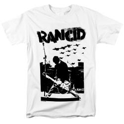 Punk Rock Graphic Tees Rancid Tim Live T-Shirt