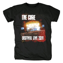 Punk Rock Tees The Cure T-Shirt