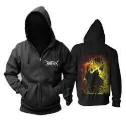 Pyrithion Hoodie Hard Rock Metal Music Band Sweatshirts
