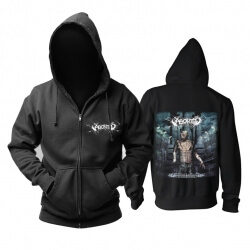 Quality Aborted Hooded Sweatshirts Belgium Metal Rock Hoodie