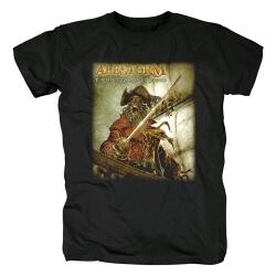 Quality Alestorm T-Shirt Uk Metal Rock Tshirts