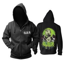 Quality As Blood Runs Black Hoody Hard Rock Metal Rock Hoodie