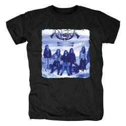 Quality Brazil Angra T-Shirt Metal Rock Graphic Tees
