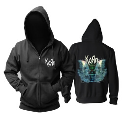 Quality California Korn Hoodie Metal Punk Rock Band Sweat Shirt