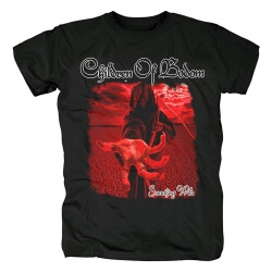 Quality Children Of Bodom Something Wild T-Shirt Finland Metal Tshirts