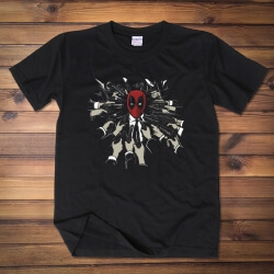 Quality Deadpool T Shirt Black XXL Mens Tee