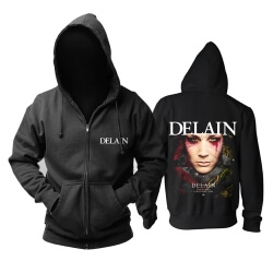Quality Delain The Human Contradiction Hoody Metal Music Hoodie