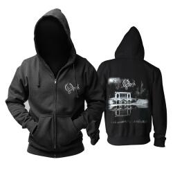 Quality In Flames Hoodie Sweden Metal Music Sweatshirts
