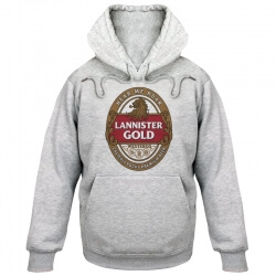 Quality Game of Thrones Lannister Hoodie