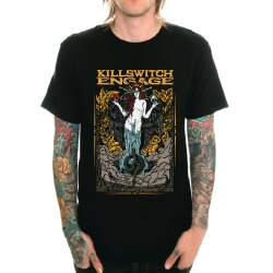 Quality Killswitch Engage Rock Tshirt
