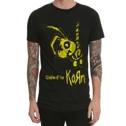 Quality Korn Heavy Metal Rock Band Tshirt Black