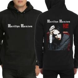 Quality Marilyn Manson Rock Hoodie