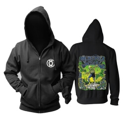 Quality Municipal Waste Hoodie Metal Rock Sweat Shirt