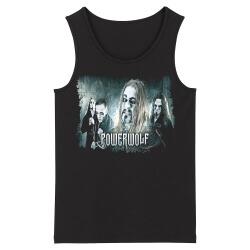 Quality Powerwolf T-Shirt Germany Metal Rock Shirts