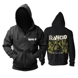Quality Rancid Honor Is All We Know Hoodie Punk Rock Sweat Shirt