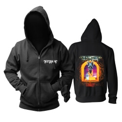 Quality Testament The Legacy Hooded Sweatshirts Hard Rock Metal Rock Hoodie