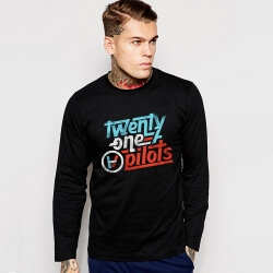 Quality Twenty One Pilots Long Sleeve Tshirt