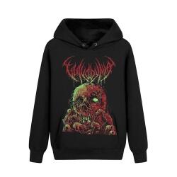 Quality Vulvodynia Hooded Sweatshirts Metal Music Hoodie