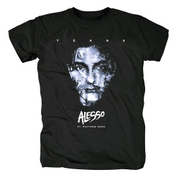Qualiy DJ Alesso Tee Shirts