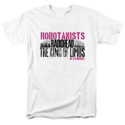 Radiohead In 24 Hours Tees Rock T-Shirt