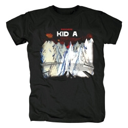 Radiohead In Related News Tees Metal Rock T-Shirt