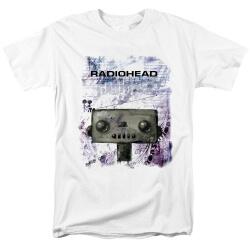 Radiohead T-Shirt Rock Shirts