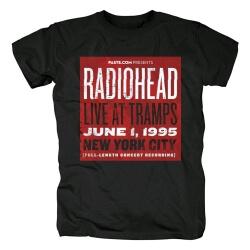 Radiohead Tshirts Metal Rock T-Shirt