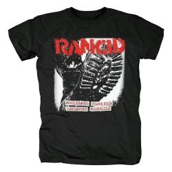 Rancid T-Shirt Hard Rock Punk Rock Shirts