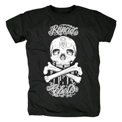 Rancid Tees Metal Punk Rock T-Shirt