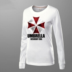 Resident Evil Umbrella Corporation T-shirt for women