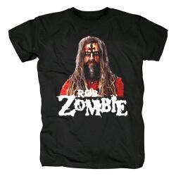 Rob Zombie Band T-Shirt Metal Rock Tshirts
