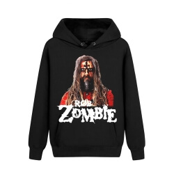 Rob Zombie Hoodie Metal Rock Band Sweat Shirt